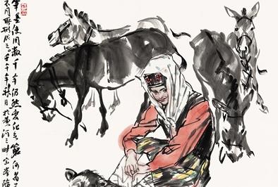 闻名国画大家李宝峰谢世 享年81岁 业界惦记:中国甘肃网美术界庞大丧失