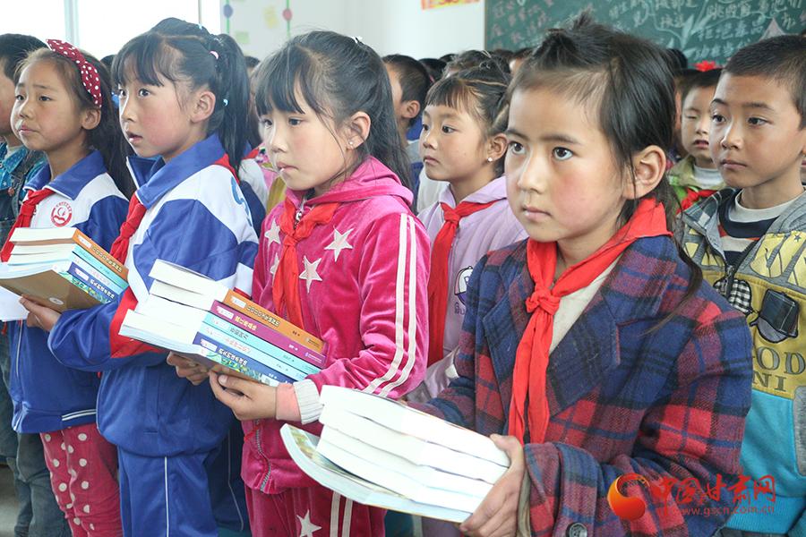 """""""书香陇原·启智书屋""""再出发 无限极为贫困地区学子送去知识与希望(图)"""