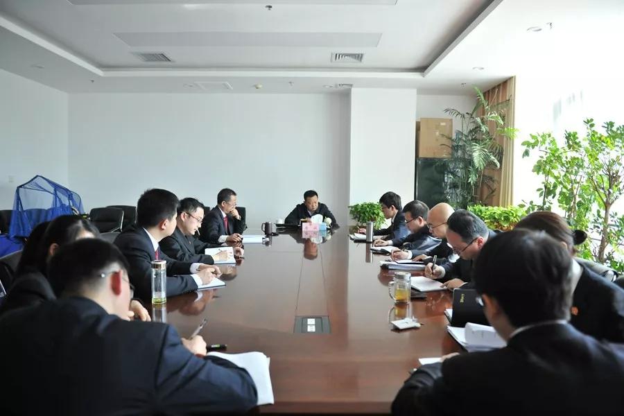 充分发挥职能作用,不断将全省法院专项斗争引向深入——甘肃省法院扫黑办召开全体会议部署近期工作
