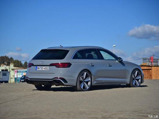 Audi Sport 奥迪RS 4 2018款  RS 4 2.9T Avant