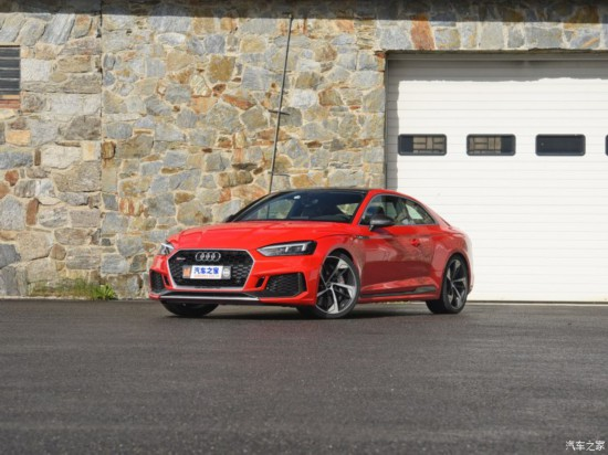 Audi Sport 奥迪RS 5 2017款 RS 5 Coupe