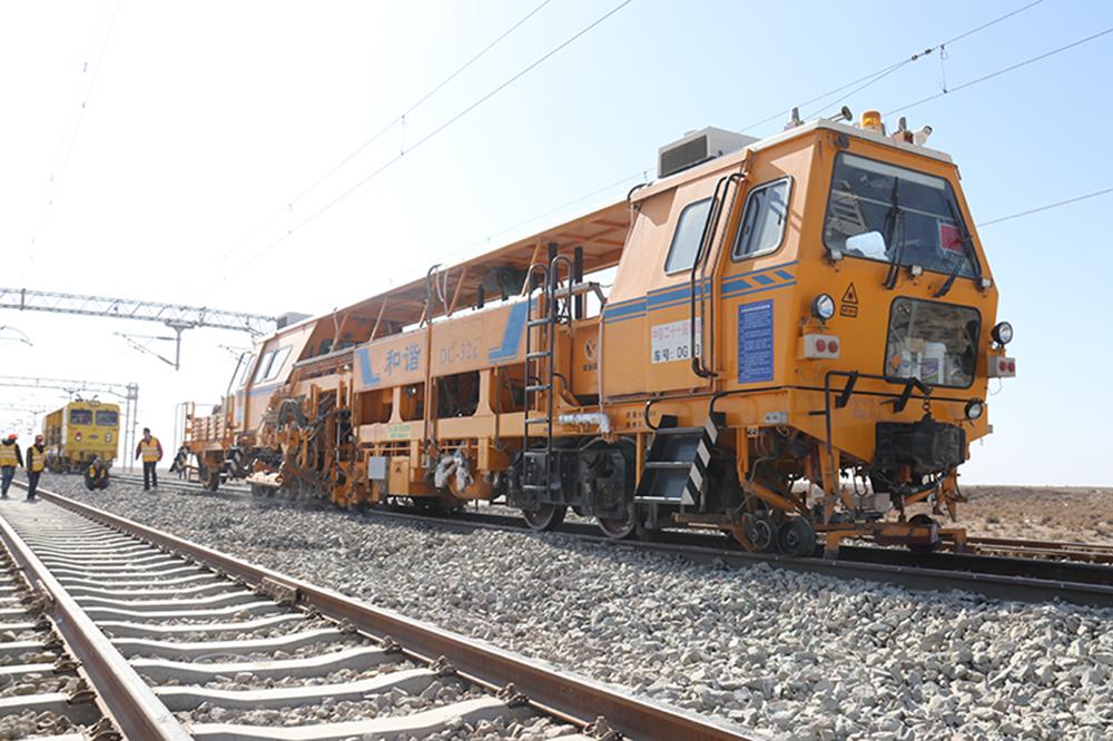敦煌铁路提速改造工程将于6月30日全线开通