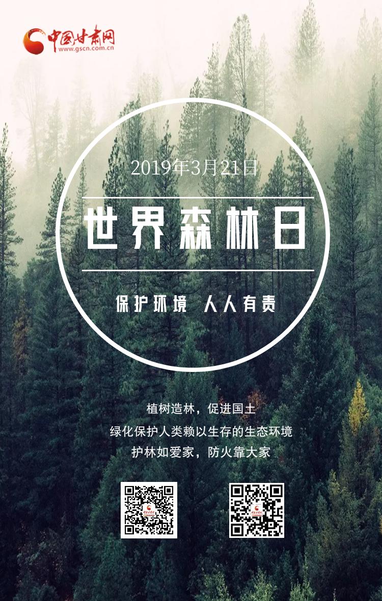 世界森林日