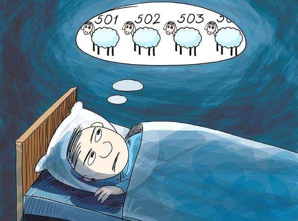 中医治失眠分7类药方