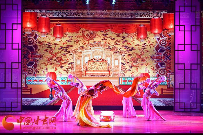 演出预告|原创歌舞《甘州乐舞》今晚亮相兰州音乐厅 中国甘肃网将全程网络直播(图)
