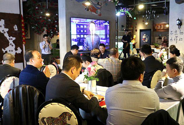 甘肃省委统战部组织新的社会阶层代表人士学习贯彻习近平总书记参加甘肃代表团审议时的重要讲话精神(图)