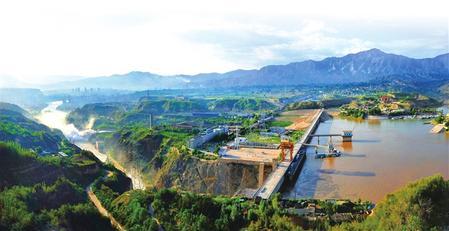 龙吟高歌谱华章 ——记国网甘肃刘家峡水电厂发电50周年