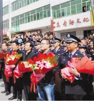 """通渭县警方破获""""3·31""""特大黄金盗窃案纪实"""