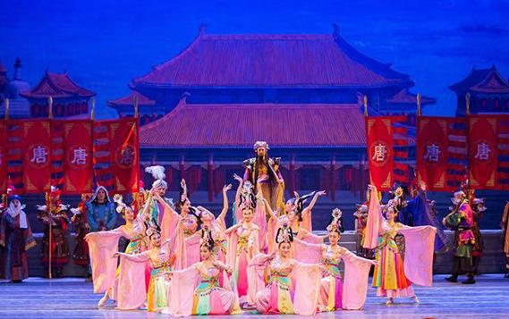 演出预告|京剧《丝路花雨》将于12日晚亮相甘肃黄河剧院 中国甘肃网全程网络直播(图)