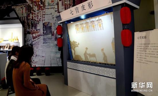 """(文化)(2)上海举行""""谁不忆江南""""文化展陈活动"""