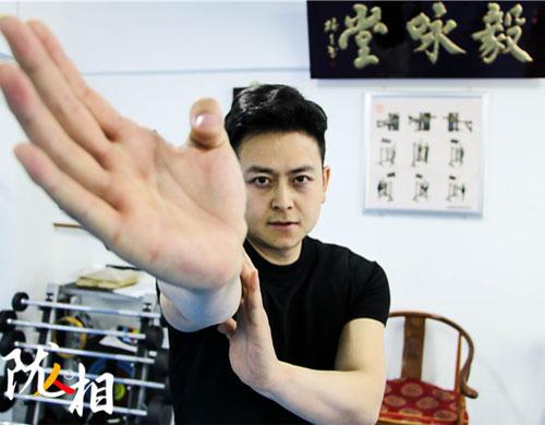 【陇人相】咏春拳武者宋知毅:悟习武真谛 扬武术文化