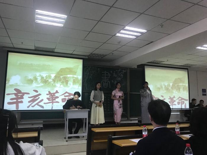 甘肃医学院举办读书节启动仪式暨经典朗诵会
