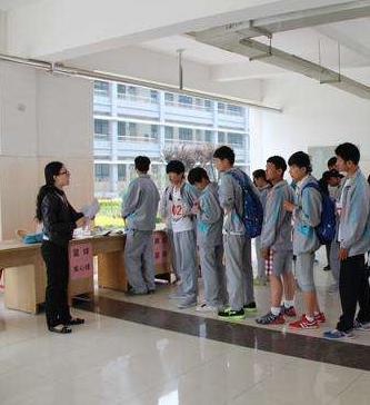 记者踏访2019年甘肃省普通高校招生体育类专业统考现场