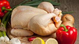 鸡翅尖鸡脖子有淋巴结不能吃?