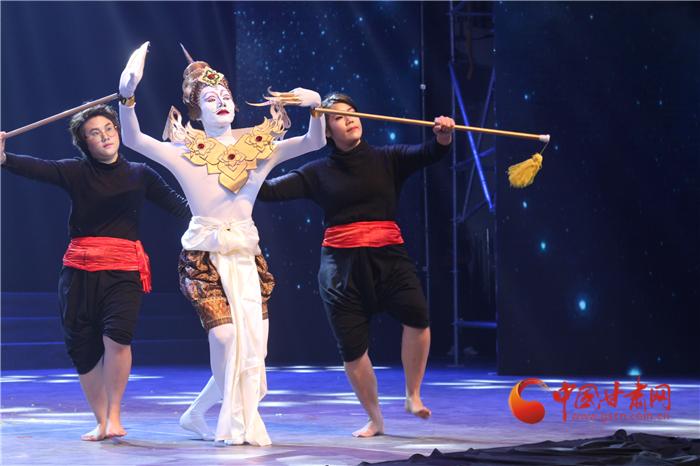 47个国家300多位留学生19日晚同台竞技 中国甘肃网全程网络直播(图)