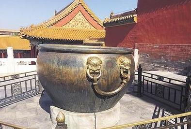 紫禁城古建筑的防火智慧