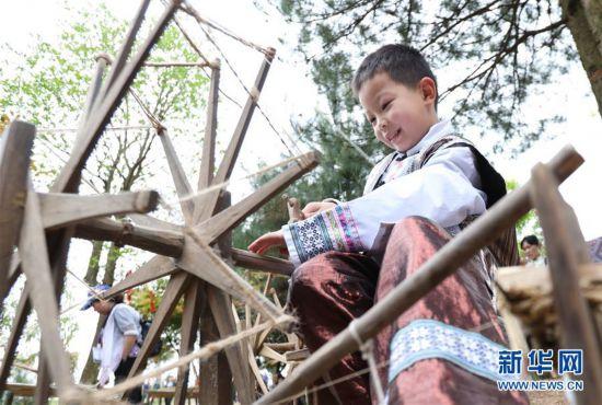 #(感悟非遗)(2)中国侗族大戊梁歌会在湘举行
