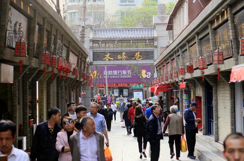 甘肃地理|行走兰州老巷 探寻繁华都市的历史遗存(组图)