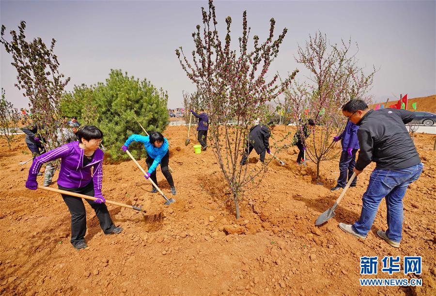 (环境)(1)河北丰润:废弃矿山复绿展新颜