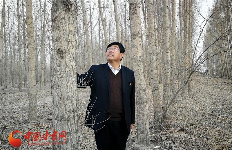 """【爱国情 奋斗者】甘肃省劳动模范张祯:带领乡亲脱贫致富的""""圆梦人""""(组图)"""