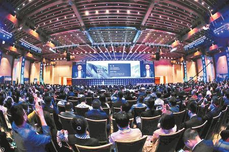 2019中国绿公司年会全会在敦煌举行