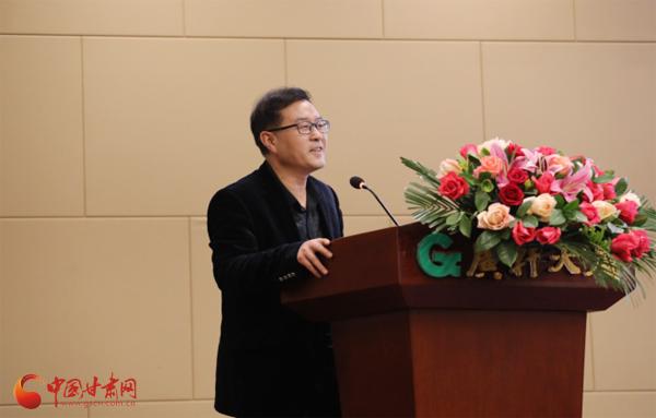 甘肃著名作家汪泉新书首发 长篇小说《随风而逝》解构灾难背后的世界