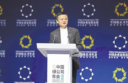 赢在商业本质 ——2019中国绿公司年会全会主题演讲摘登