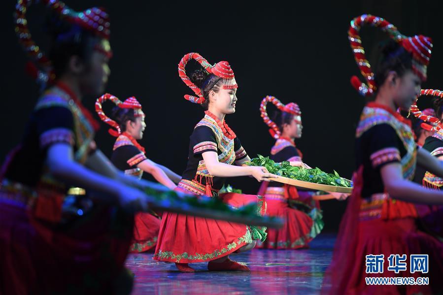 (文化)(2)近600小舞者角逐第八届福建省原创少儿舞蹈大赛决赛