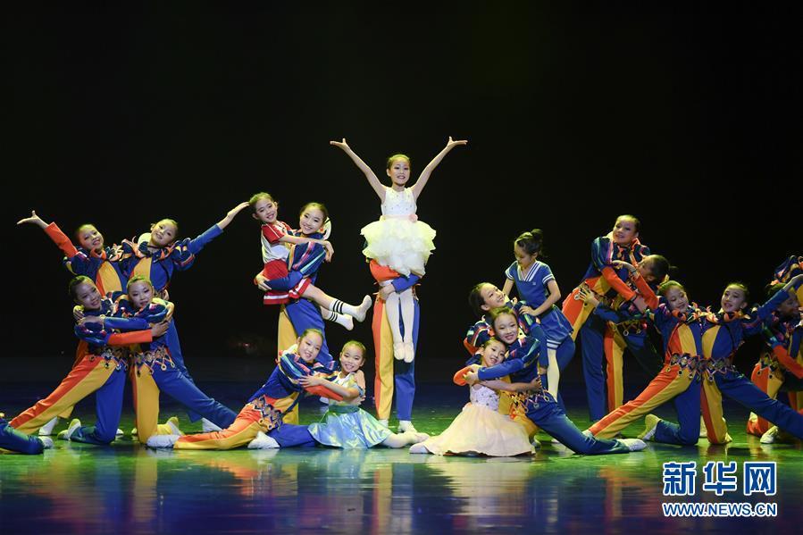 (文化)(3)近600小舞者角逐第八届福建省原创少儿舞蹈大赛决赛