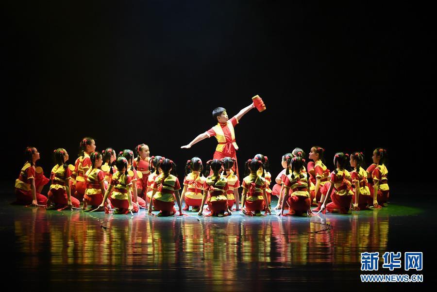 (文化)(4)近600小舞者角逐第八届福建省原创少儿舞蹈大赛决赛