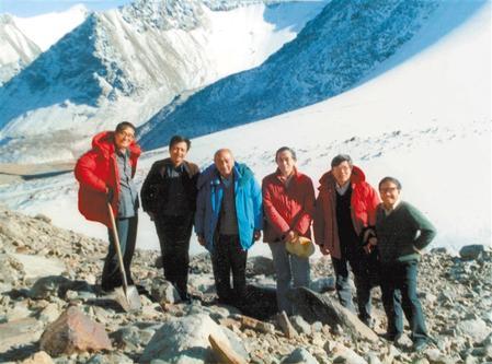 【走进中科院兰州分院】施雅风:中国现代冰川科学开拓者(图)