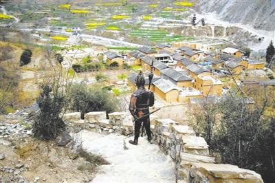柴门关遗址:古阴平雄关,扼甘川咽喉之地