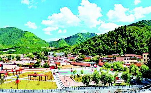 高原绽放幸福花——甘南州生态文明小康村建设纪实