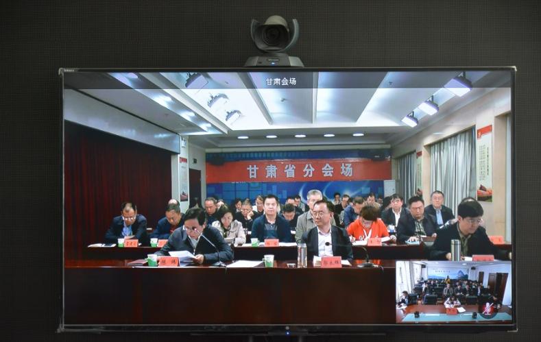 天水市组织收听收看全省广播电视安全传输保障工作电视电话会议