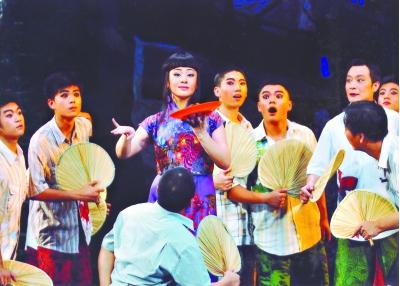 走出自己的路 武汉京剧现代戏创作获表彰