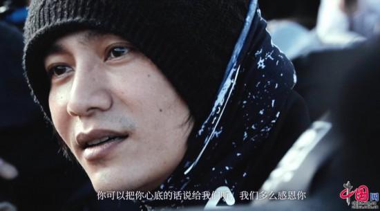陈坤行走的力量2018年度纪录片正式发布 线下观影交流会温暖举办