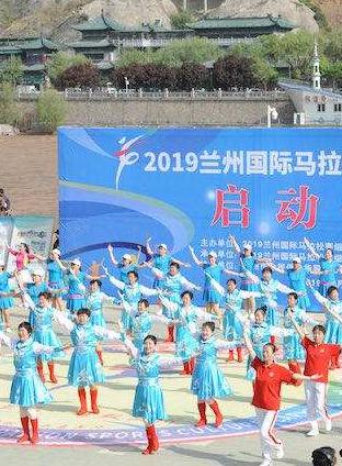 """6月2日,4万人跑""""兰马"""""""