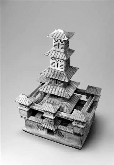 """武威""""绿釉陶楼院"""": 古代河西坞堡式民居的真实缩影"""