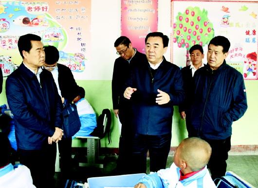 马廷礼在甘南调研时强调 巩固提升发展质量 促进宗教领域和谐稳定