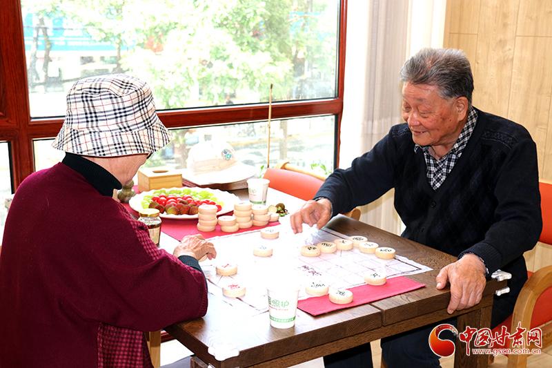 甘肃兰州:深化养老体制改革 探索多元化养老服务模式(图)徐州bwin下载地址保姆