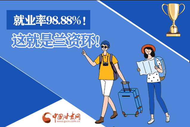 【2019全国网络媒体甘肃高校行】图解丨就业率98.88%,这就是兰资环!