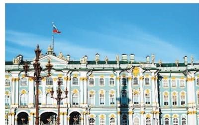 俄罗斯冬宫:每一件展品都是宝藏