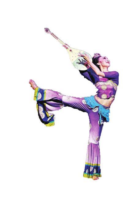 丝路绵绵传友谊 花雨缤纷舞彩虹 ——中国经典舞剧《丝路花雨》创演40周年纪念