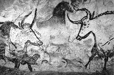 古老的岩彩艺术