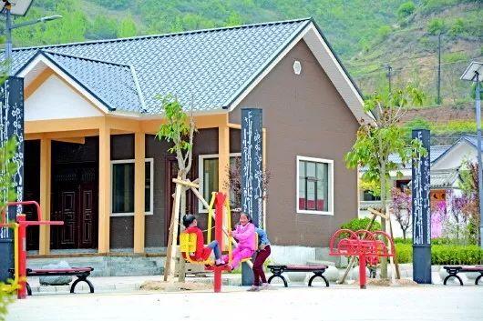 新村新貌新气象 ——记者探访易地扶贫搬迁后的武山县杨河新村