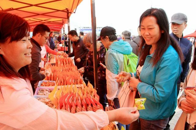 民勤县第二届沙枣花旅游节开幕