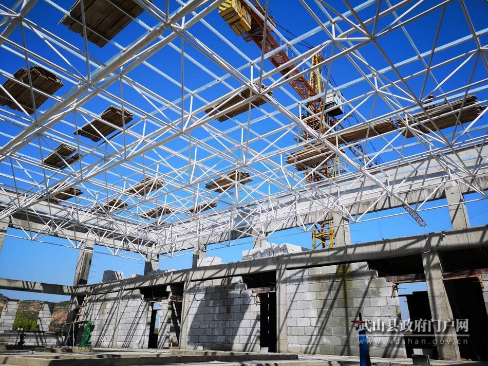 武山县城区供水改扩建项目进展顺利
