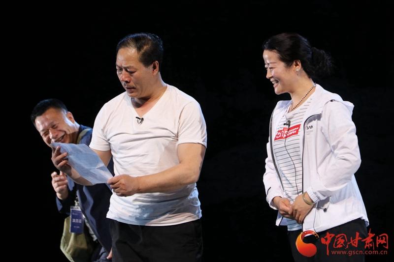 """甘肃唯一入选剧目《民乐情》备战第十六届""""文华奖""""评审(组图)"""
