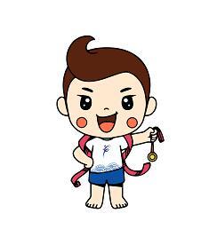 【关注】2019兰州国际马拉松赛吉祥物及文创产品亮相