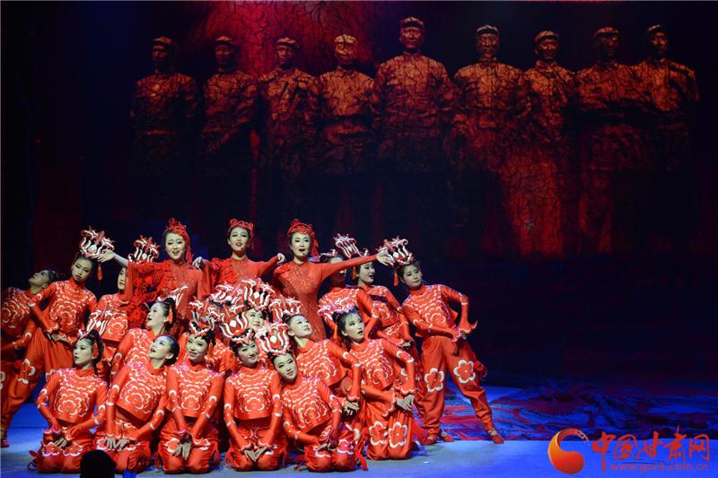 演出预告|白银市首部原创情景歌舞剧《黄河之上·多彩白银》明晚亮相兰州音乐厅(图)